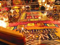 Twilight Zone Pinball Machine-4-52