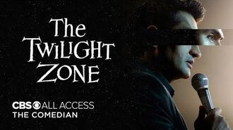 The Twilight Zone The Comedian - Official Trailer CBS All Access