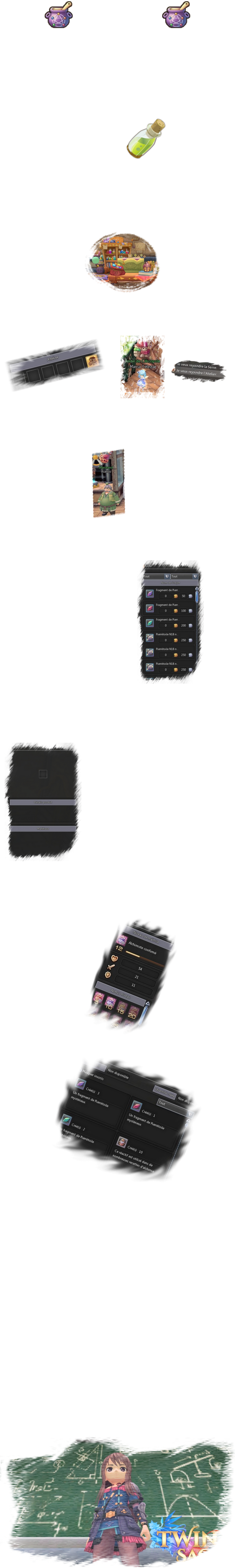 -Guide- L'alchimie
