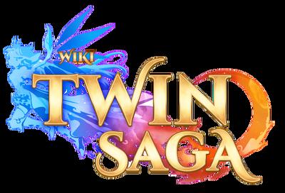 TwinSaga Logo