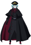 Kankurou anime design
