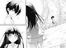 Rokuro and Benio's actual first meeting