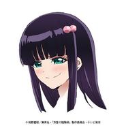 Benio anime face design 3