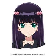 Benio anime face design 1