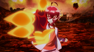 Rokuro challenging the impurity