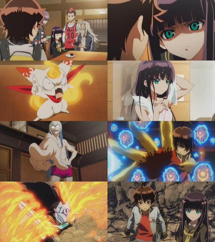 Episode 2 Sousei No Onmyouji Twin Star Exorcists Wikia Fandom