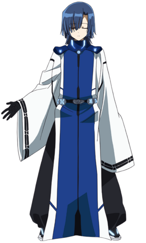 Arata anime design