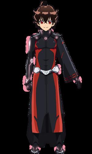 Rokuro anime design