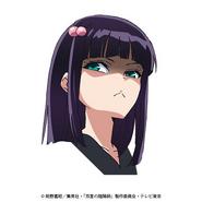 Benio anime face design 4