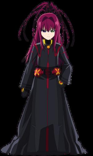 Tenma anime design
