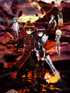 Twin Star Exorcists TV Anime Key Visual 2
