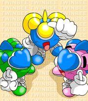 TwinBee, WinBee & GwinBee - Anime - 01
