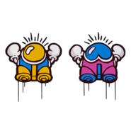 TwinBee and WinBee - Detana!! TwinBee - 01