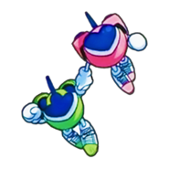 WinBee and GwinBee - Detana!! TwinBee - 01