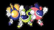 TwinBee, WinBee and GwinBee - Detana!! TwinBee - 01