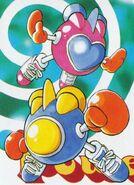 TwinBee and WinBee - Gokujō Parodius! - 01