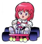 Pastel - Konami Krazy Racers - 01