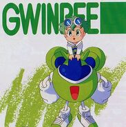 GwinBee and Mint - Pop'n TwinBee - Rainbow Bell Adventures - 01