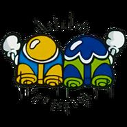 TwinBee and GwinBee - Detana!! TwinBee - 01