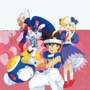 TwinBee Taisen Puzzle-Dama - Instruction booklet - 07