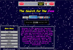 The Search for the Zone