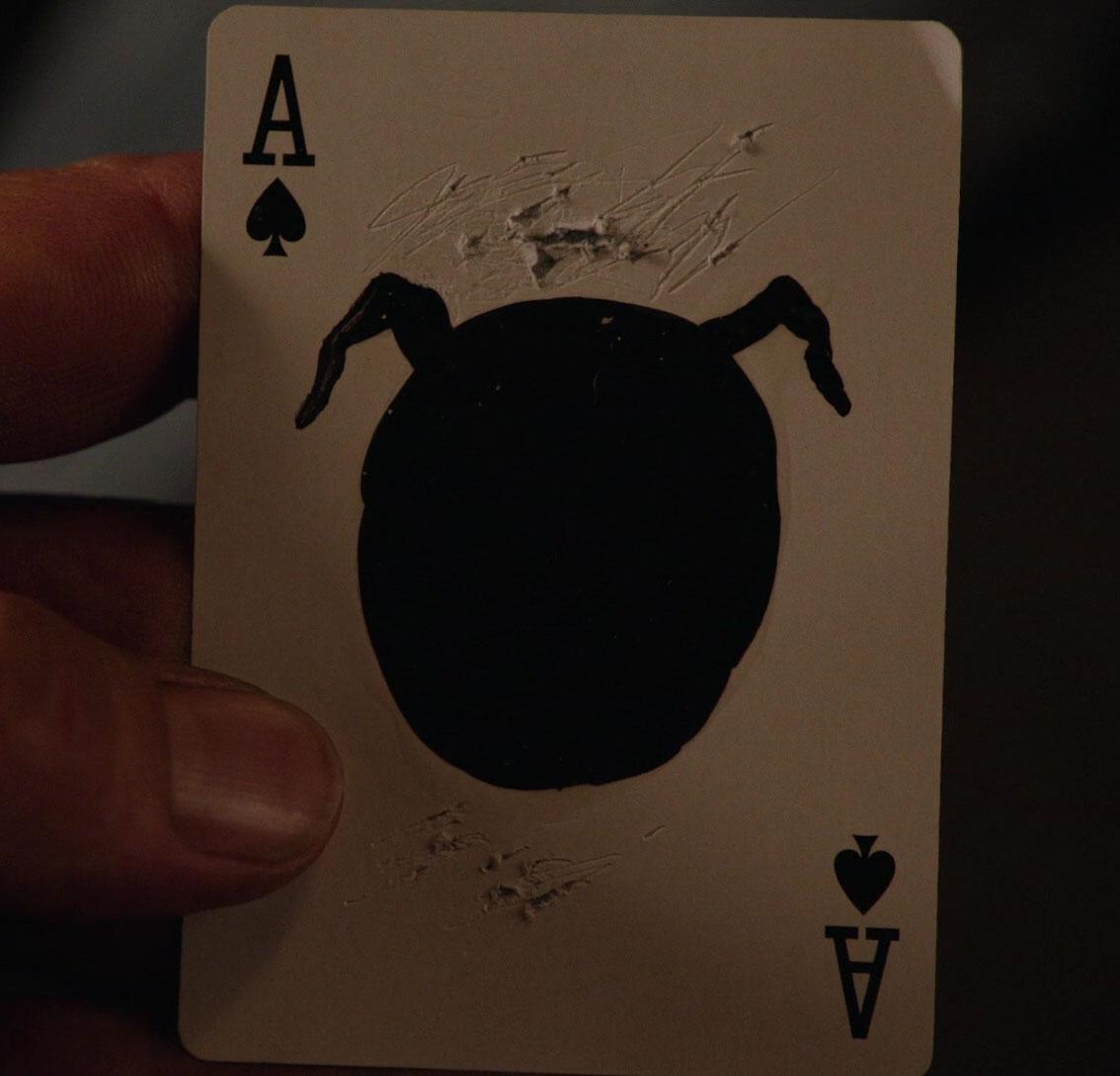 Black Symbol Twin Peaks Wiki Fandom Powered By Wikia