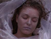 Laura's dead