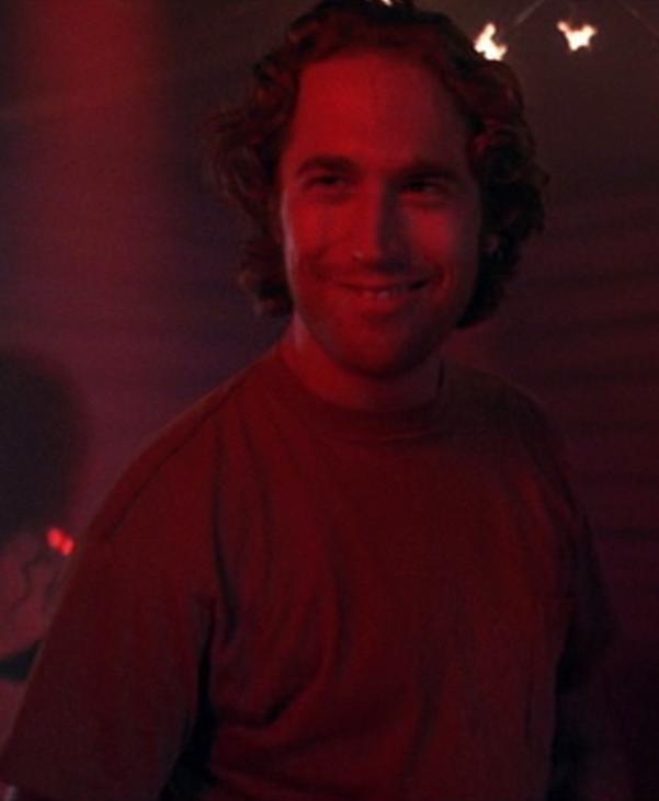 Chris Pedersen night the comet