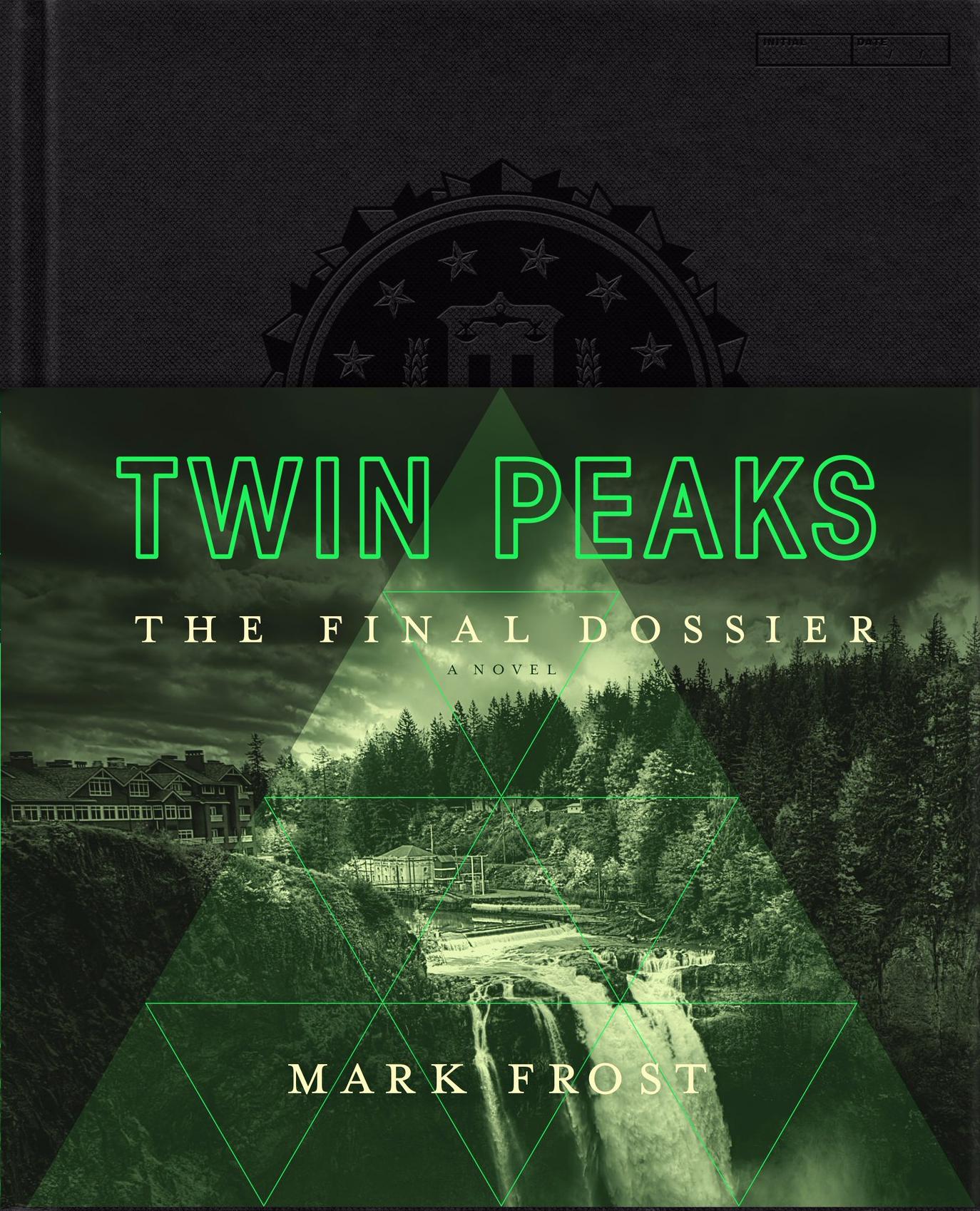 Twin Peaks The Final Dossier Twin Peaks Wiki Fandom Powered By
