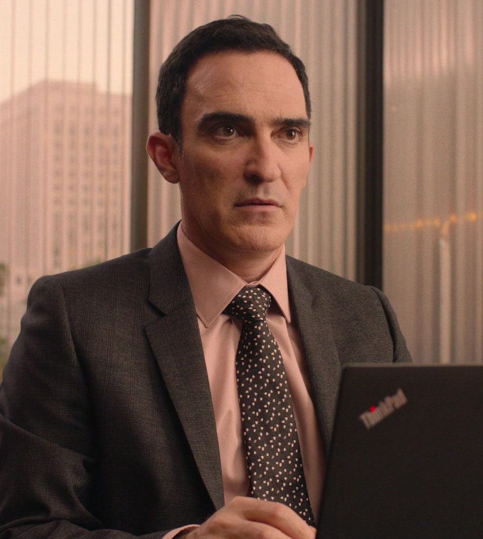 Twin Peaks 2018 Character Chase Card CC40 Patrick Fischler as Duncan Todd