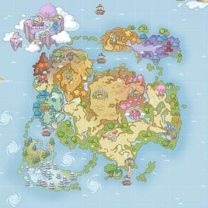 Map Meridia
