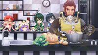 Senshi Cooking