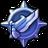 Icon-Gunslinger Mastery-Blue