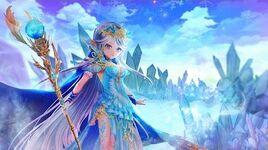《星界神話》冰雪女王 蕾娜