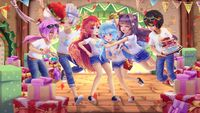 Senshi Party