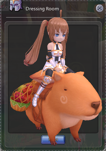 Preview-Chestnut Capybara