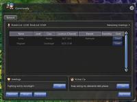 Community-interface
