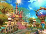 The Royal City of Arcadia