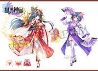 Sakura & Azusa Concept