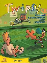 Twipsy EinmalCyberspaceUndZurück cover