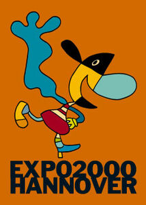 EarlyExpo2000mascot