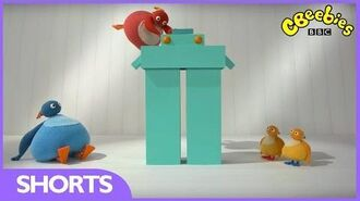 CBeebies Twirlywoos Up and Down