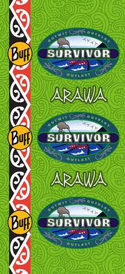 Aroha Arawa buff