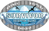 Survivor Deception island logo ver 2-0