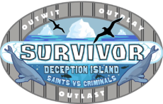 Survivor Deception island logo ver 2