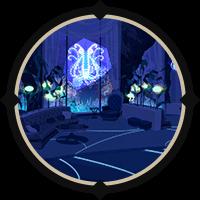Octavinelle Dorm Lounge (Night) Icon