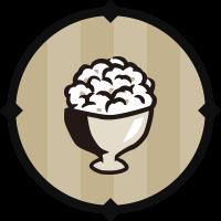 Friendship Popcorn Icon