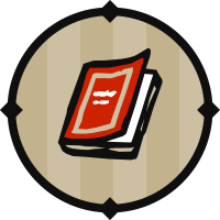 Red Textbook Icon