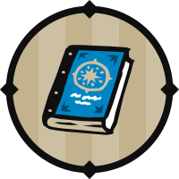 Blue Grimoire Icon
