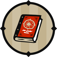 Red Grimoire Icon